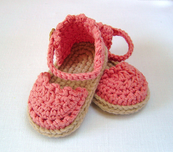 Crochet Baby Sandals Pattern Luxury Baby Espadrille Sandals Crochet Pattern Of Perfect 43 Photos Crochet Baby Sandals Pattern