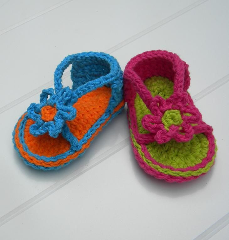 Crochet Baby Sandals Pattern New 282 Best Images About Baby Barefoot Sandals On Pinterest Of Perfect 43 Photos Crochet Baby Sandals Pattern