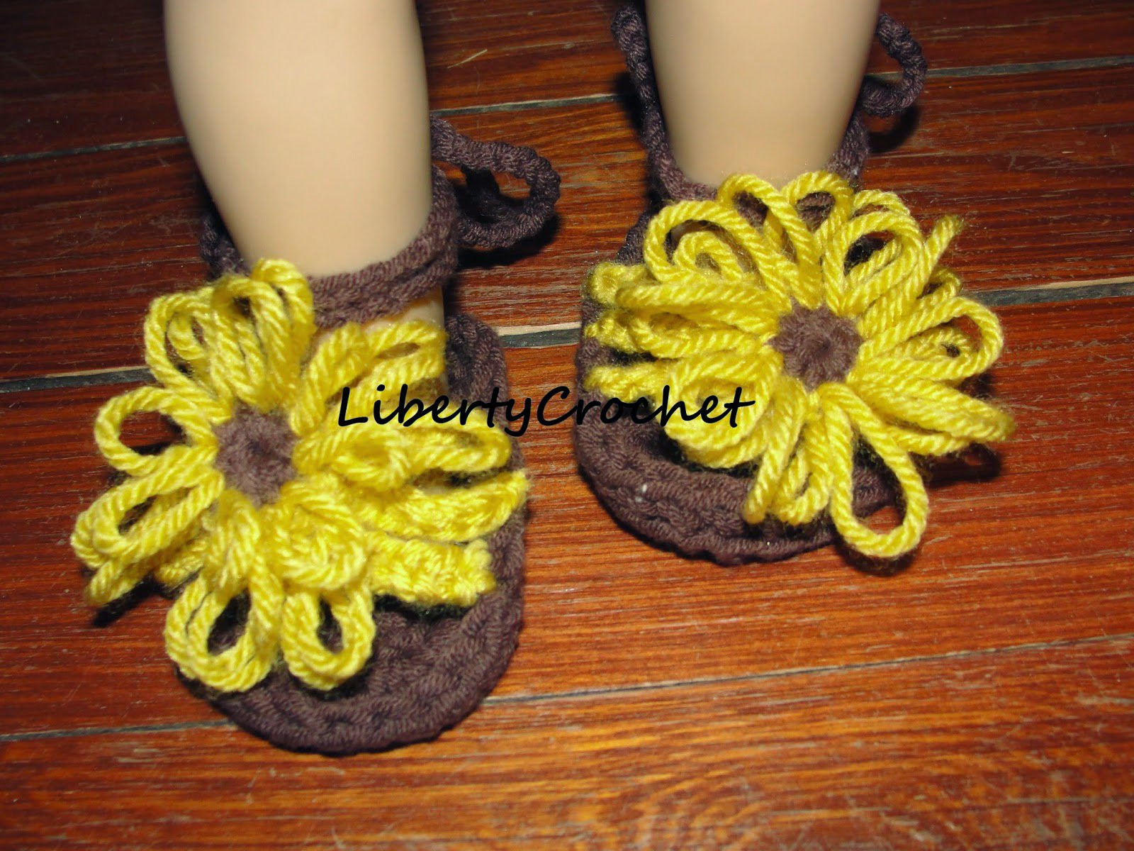 Crochet Baby Sandals Pattern Unique Crochet Baby Flip Flop Sandals with Patterns Of Perfect 43 Photos Crochet Baby Sandals Pattern