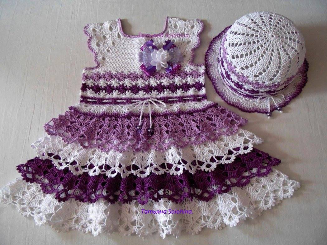 Crochet Baby Set Beautiful How to Crochet Full Set Baby Dress [tutorial – Step by Of Charming 49 Pics Crochet Baby Set