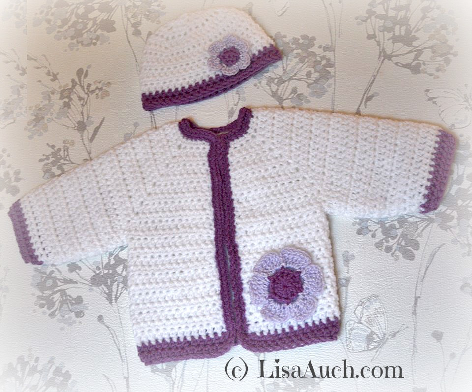 Crochet Baby Set Luxury Free Crochet Pattern Baby Cardigan Of Charming 49 Pics Crochet Baby Set