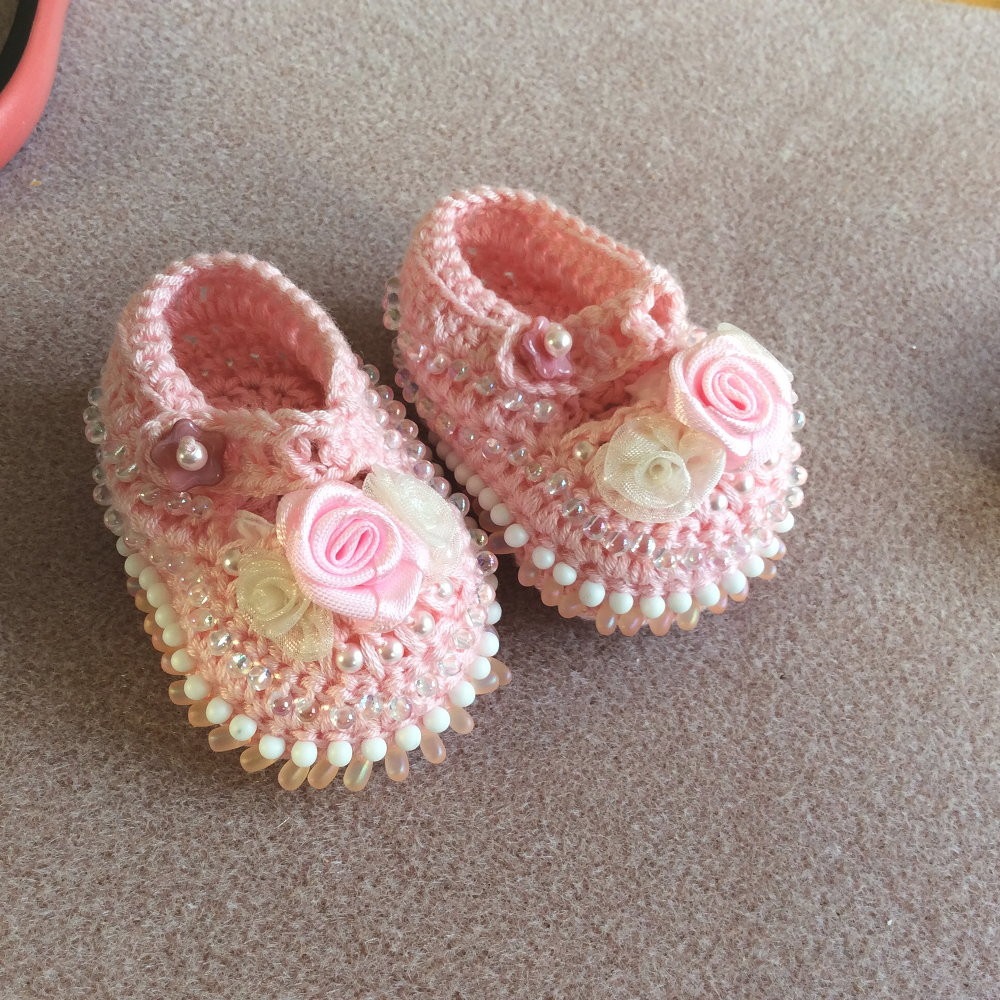 Crochet Baby Shoes Beautiful Crochet Baby Shoes How to ・clearlyhelena Of Delightful 42 Models Crochet Baby Shoes