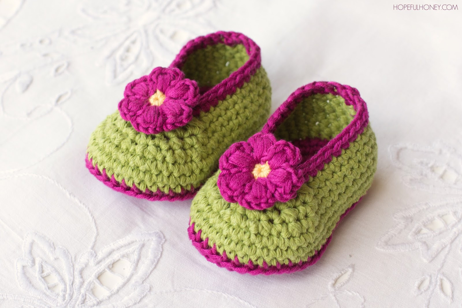 IDEAS FOR YOUR baby booties crochet YishiFashion