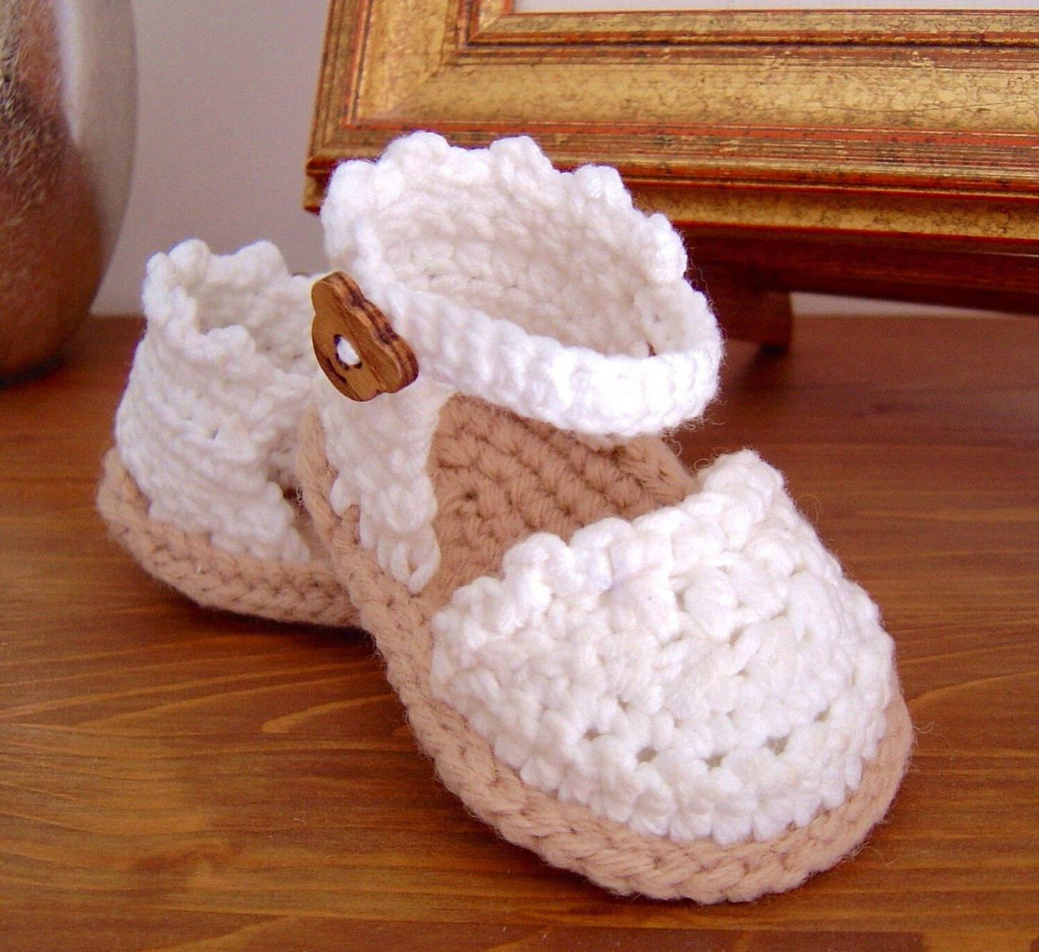 Crochet Baby Shoes Elegant Baby Crochet Sandals Several Pieces Of Ideas You Can Try Of Delightful 42 Models Crochet Baby Shoes