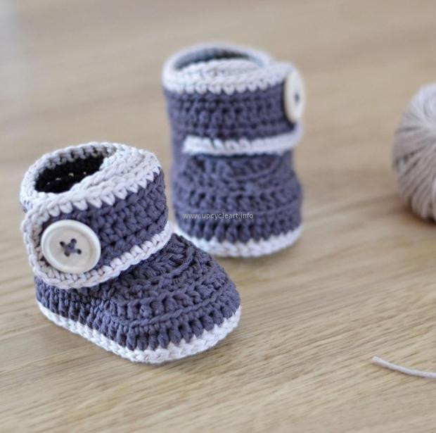 Crochet Baby Shoes Inspirational Patterns for Crochet Baby Booties Of Delightful 42 Models Crochet Baby Shoes