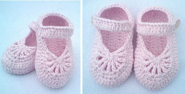 Crochet Baby Sneakers Beautiful Yara Crocheted Baby Shoes [free Crochet Pattern] Of Superb 49 Images Crochet Baby Sneakers