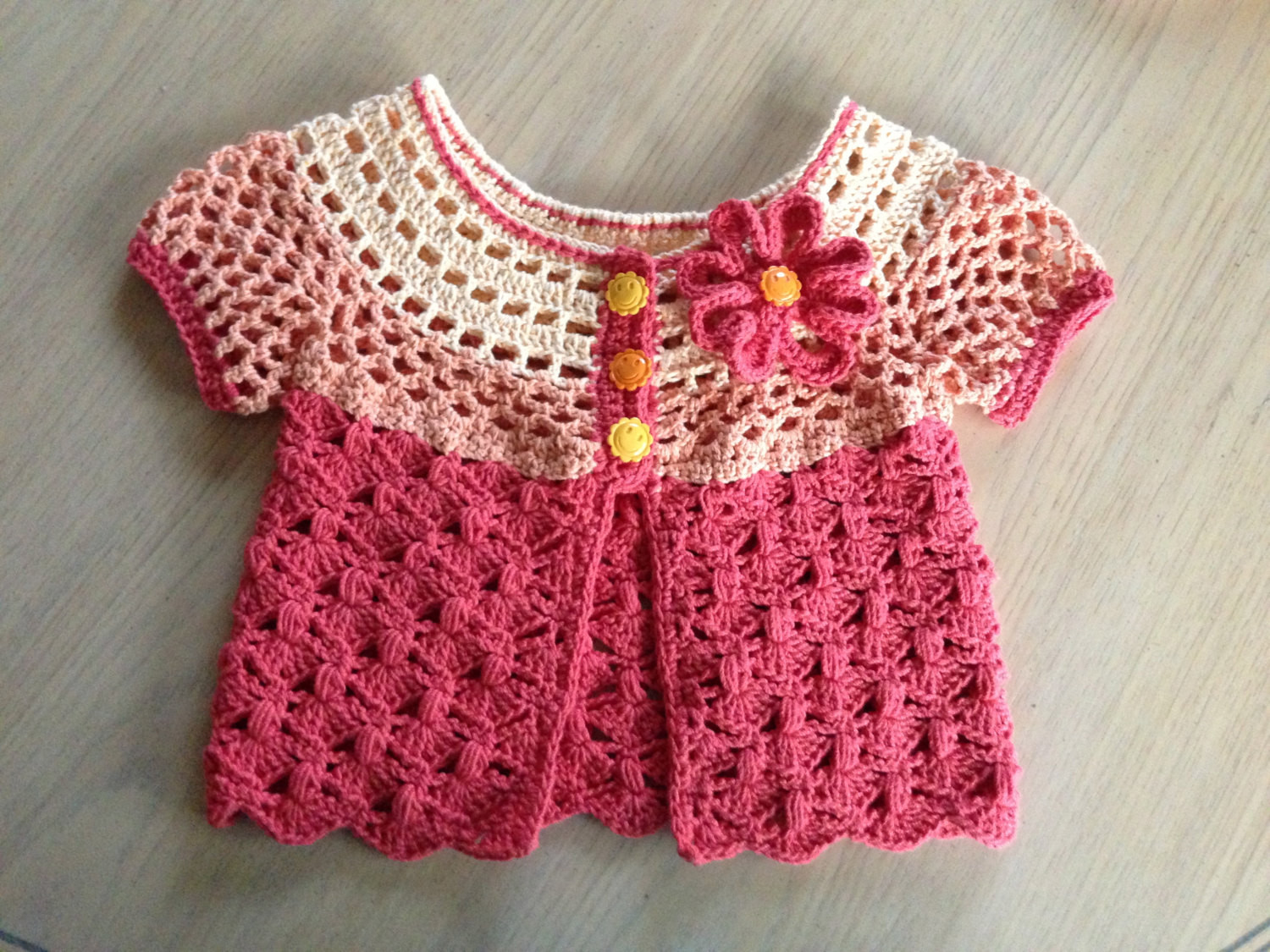 Crochet Baby Sweater Awesome Crochet Pattern for Baby Cardigan Sweater Sunburst Cardigan Of Charming 44 Images Crochet Baby Sweater