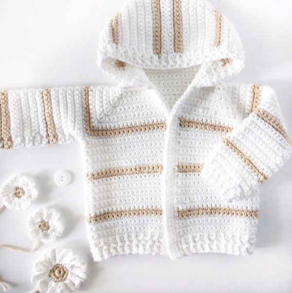 Crochet Baby Sweater Awesome Single Crochet Baby Sweater Of Charming 44 Images Crochet Baby Sweater
