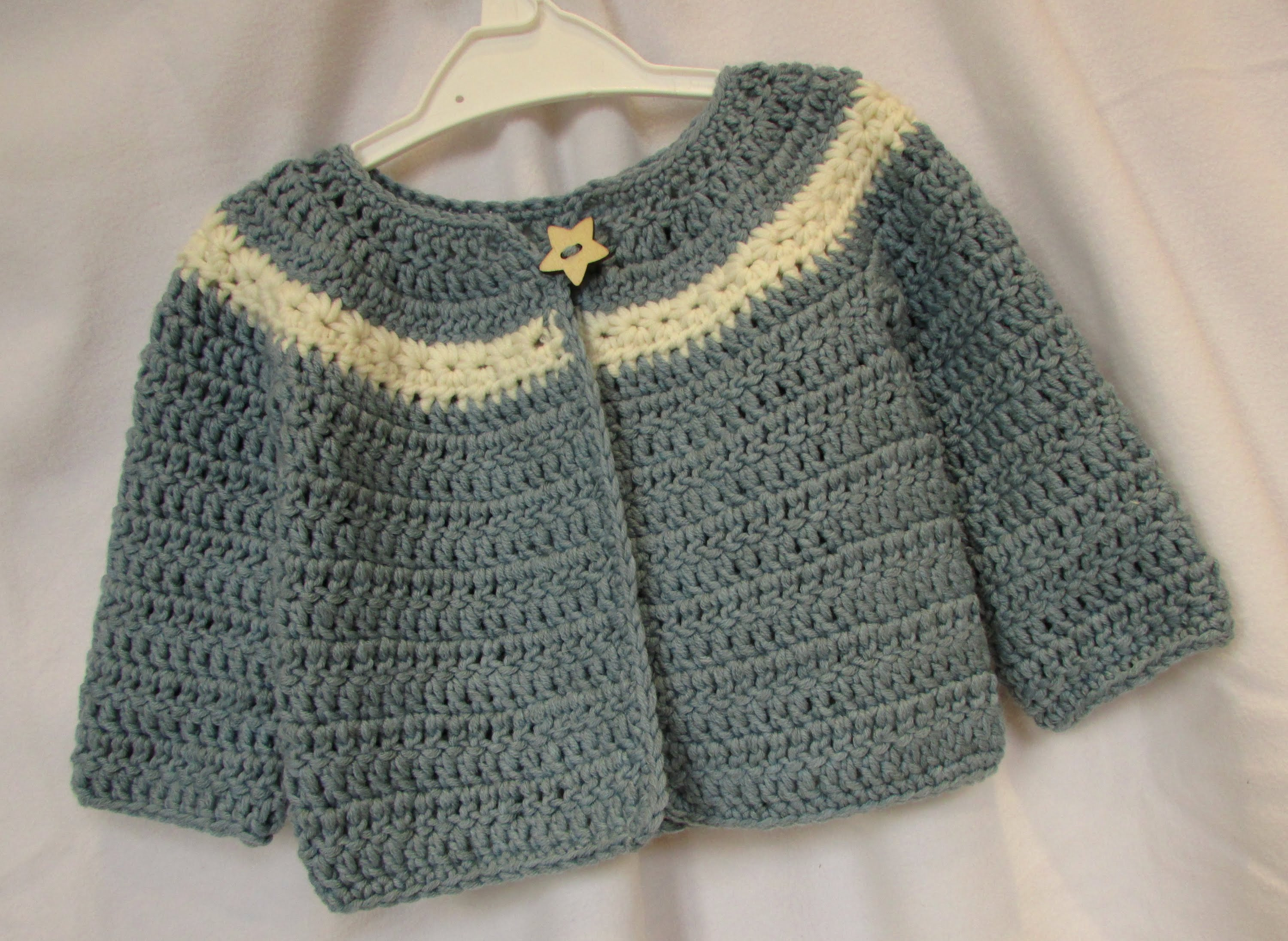 toddler crochet sweater pattern