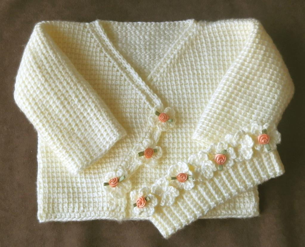 Crochet Baby Sweater Fresh Tunisian Crochet Baby Cardigan Pattern Long Sweater Jacket Of Charming 44 Images Crochet Baby Sweater