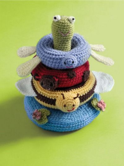 25 Best Ideas about Crochet Baby Toys on Pinterest