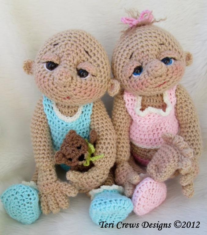 Crochet Baby toys Beautiful so Cute Baby Doll by Crews Of Great 46 Photos Crochet Baby toys