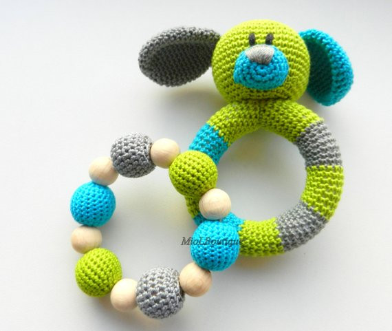 Crochet Baby toys Elegant Baby Rattle Set Of 2 Crochet Baby toy Grasping Teething toys Of Great 46 Photos Crochet Baby toys