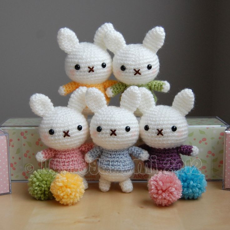 753 best images about Amigurumi Crochet Animals on