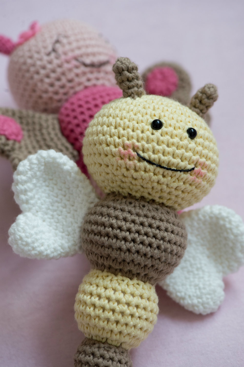 Crochet Baby toys Fresh Amigurumi Bug Rattles Pattern Crochet Tutorial by Mari Of Great 46 Photos Crochet Baby toys