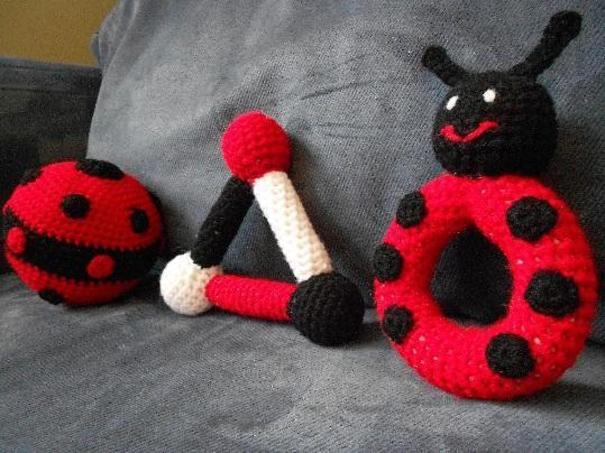 Crochet Toys FREE Cute & Cuddly Patterns to Download