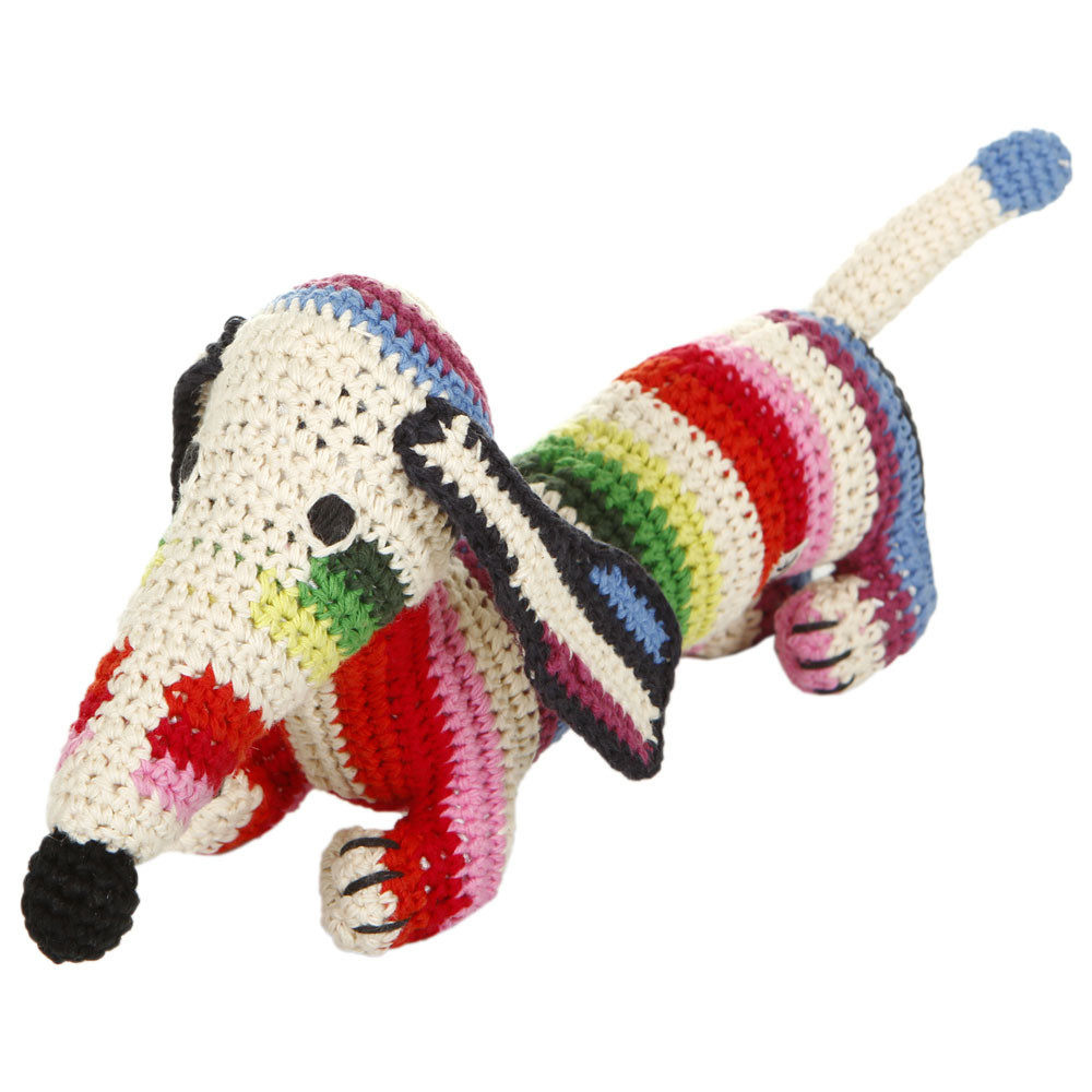 Crochet Baby toys Luxury Buy Anne Claire Petit Dachshund Crochet Baby toy Mix Of Great 46 Photos Crochet Baby toys