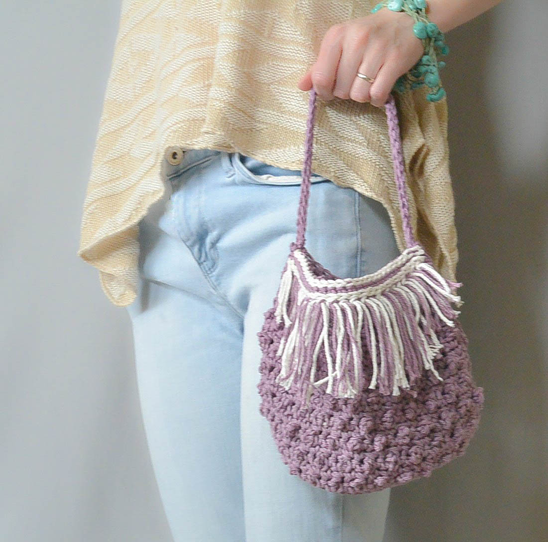 Crochet Backpack New Festival Fringed Crochet Purse Pattern – Mama In A Stitch Of Amazing 48 Pics Crochet Backpack