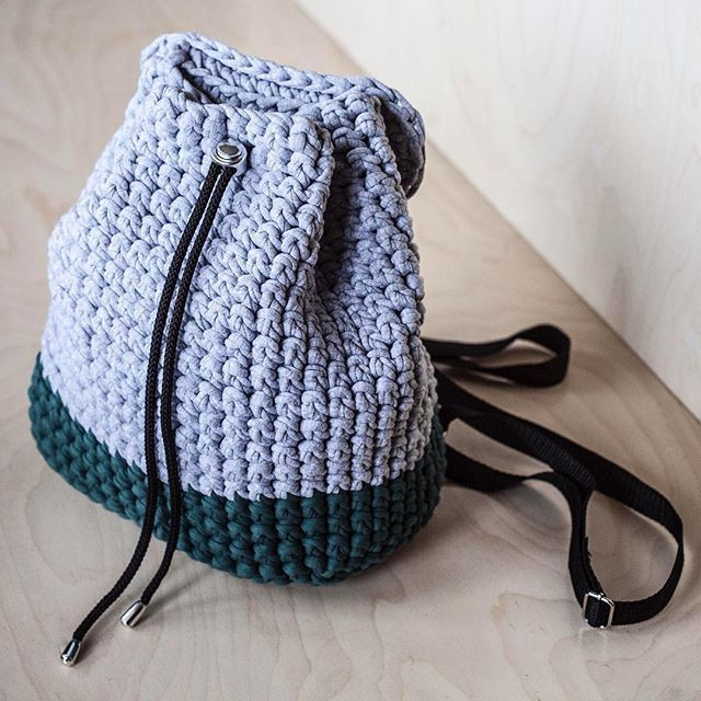 Crochet Backpack Pattern Beautiful 25 Best Ideas About Crochet Backpack On Pinterest Of Perfect 44 Pictures Crochet Backpack Pattern