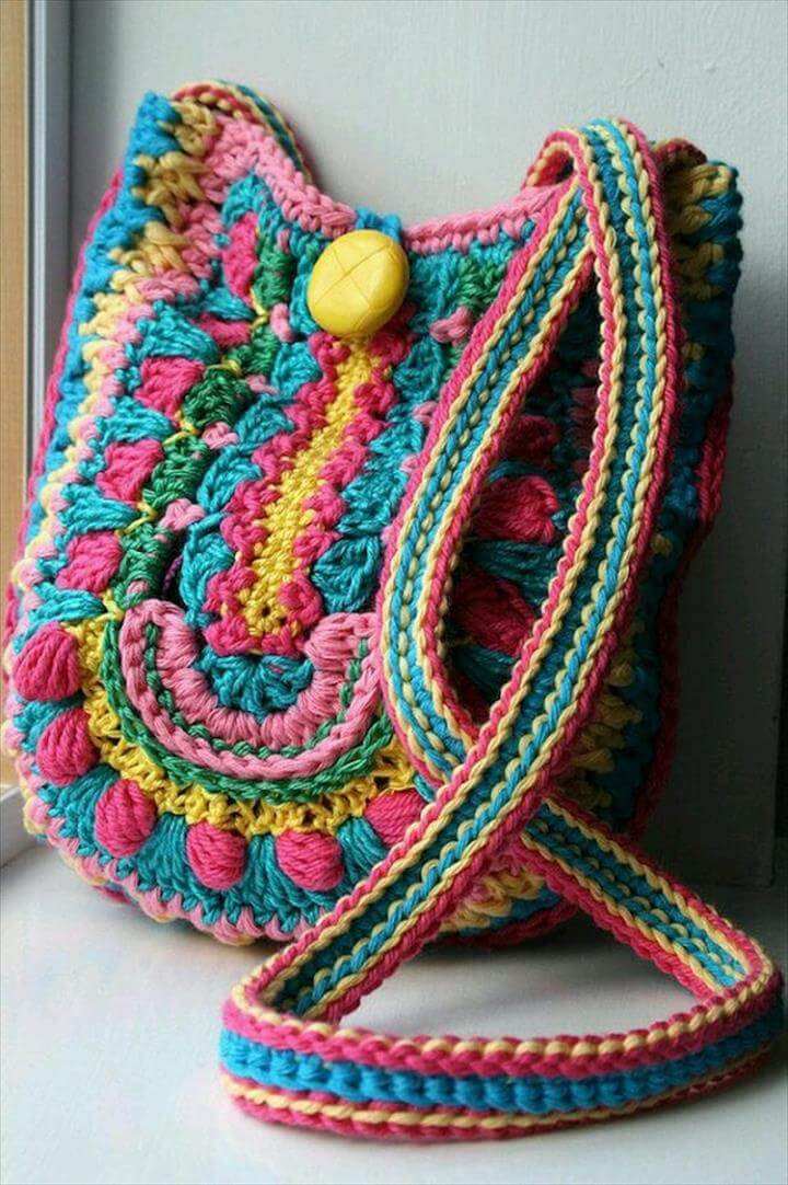 Crochet Backpack Pattern Best Of 20 Crochet Purse Design for Girl S Of Perfect 44 Pictures Crochet Backpack Pattern