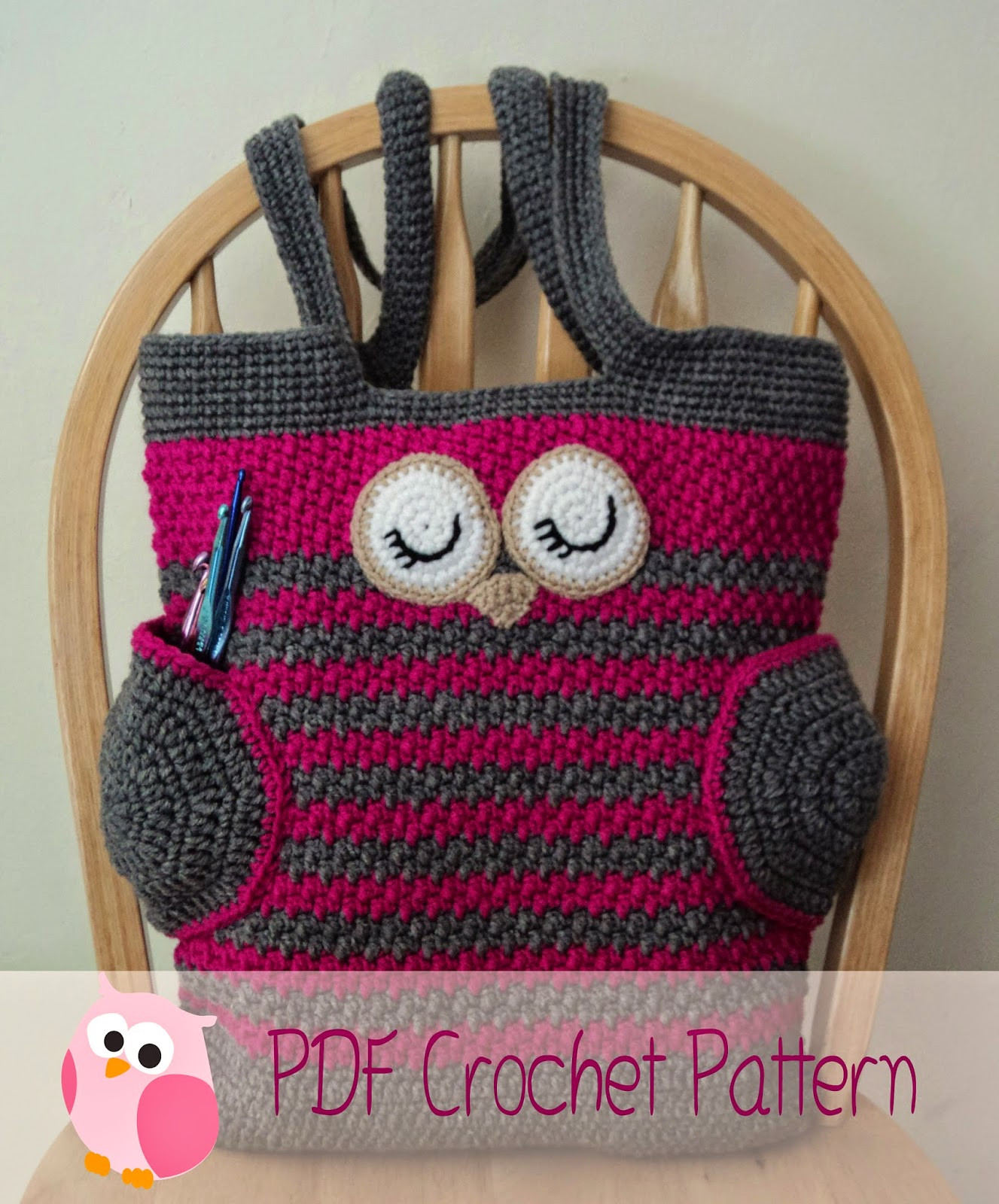 29 Crochet Bag Patterns