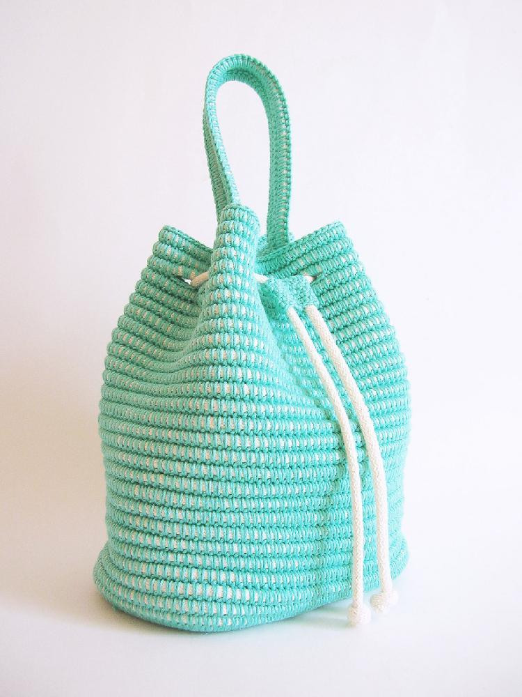 Crochet Backpack Pattern Unique Drawstring Bag Crochet Pattern by Chabegs Of Perfect 44 Pictures Crochet Backpack Pattern