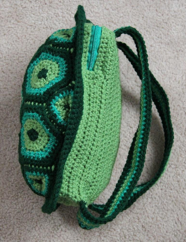 Crochet Backpack Unique Little Turtle Backpack Crochet Pattern by Little Squirrel Of Amazing 48 Pics Crochet Backpack