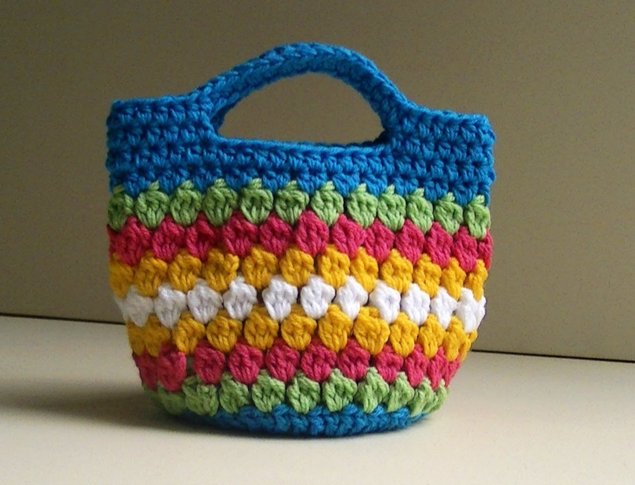 Crochet Bag Awesome Cluster Stitch Bag Crochet Video Tutorial the Of Innovative 49 Models Crochet Bag
