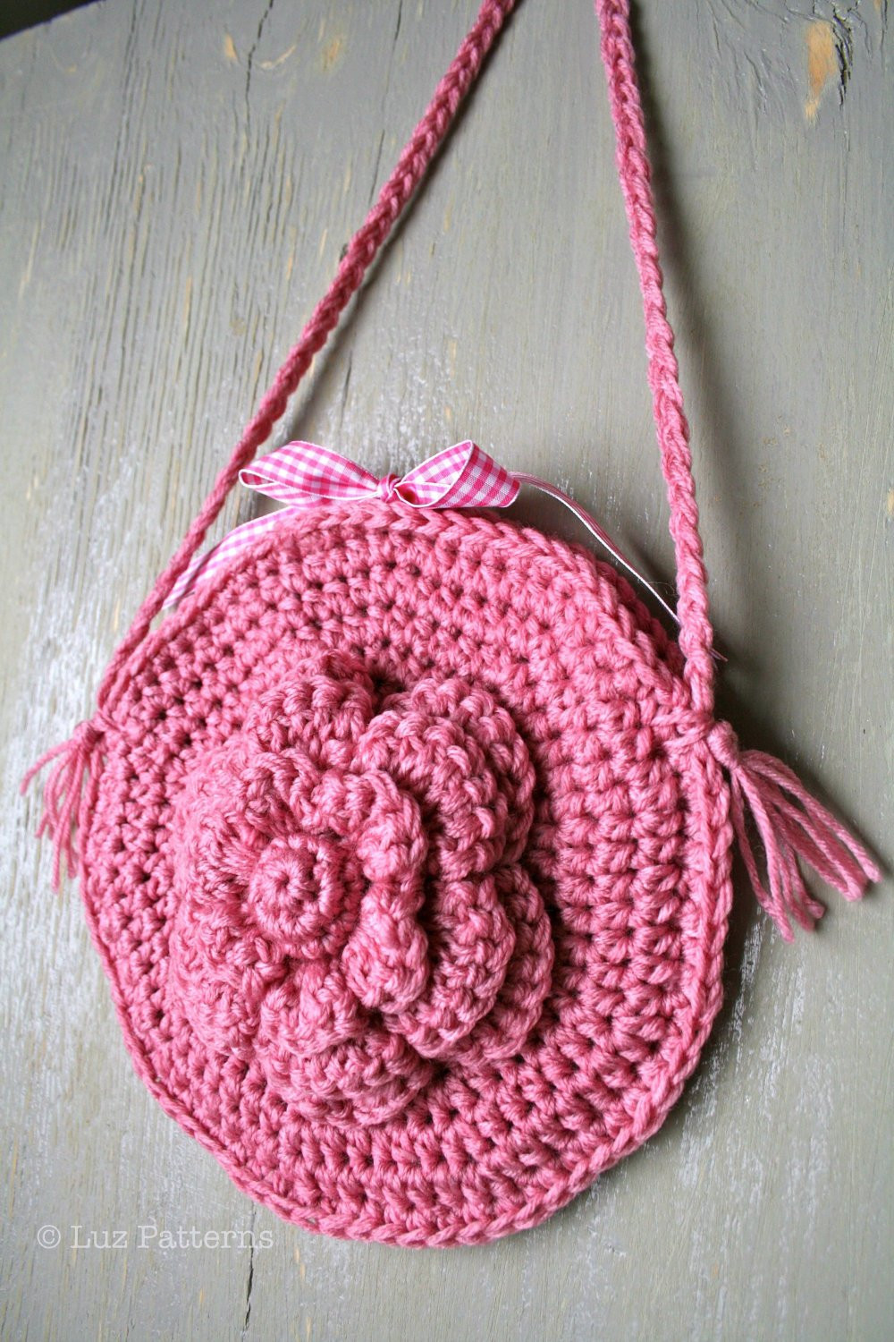 Crochet Bag Beautiful Crochet Bag Pattern Crochet Girls Flower Purse by Luzpatterns Of Innovative 49 Models Crochet Bag