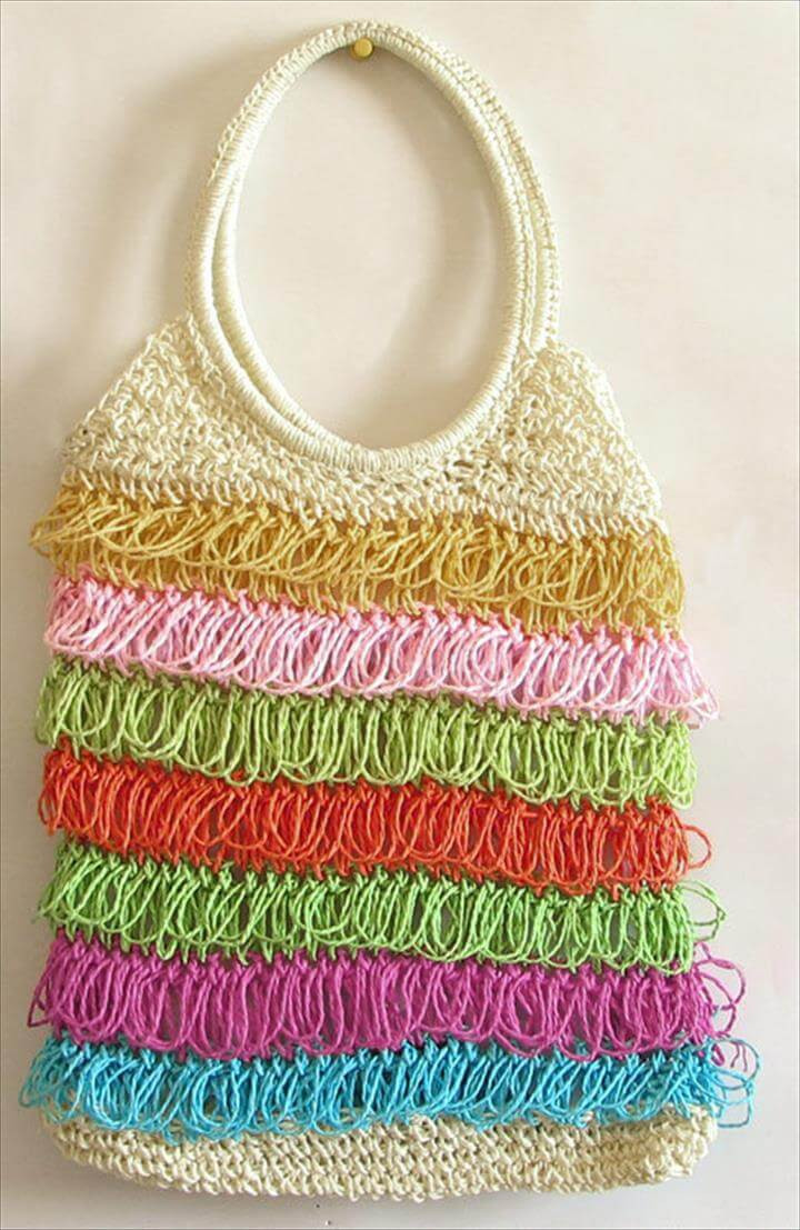 Crochet Bag Elegant 50 Diy Crochet Purse tote & Bag Patterns Of Innovative 49 Models Crochet Bag