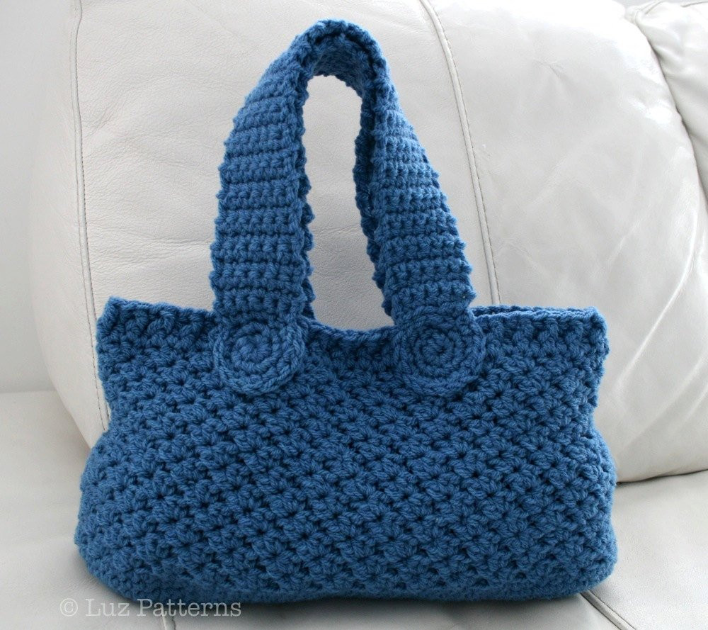 Crochet Bag Fresh Crochet Bag Pattern Instant Download Crochet Handbag Pattern Of Innovative 49 Models Crochet Bag