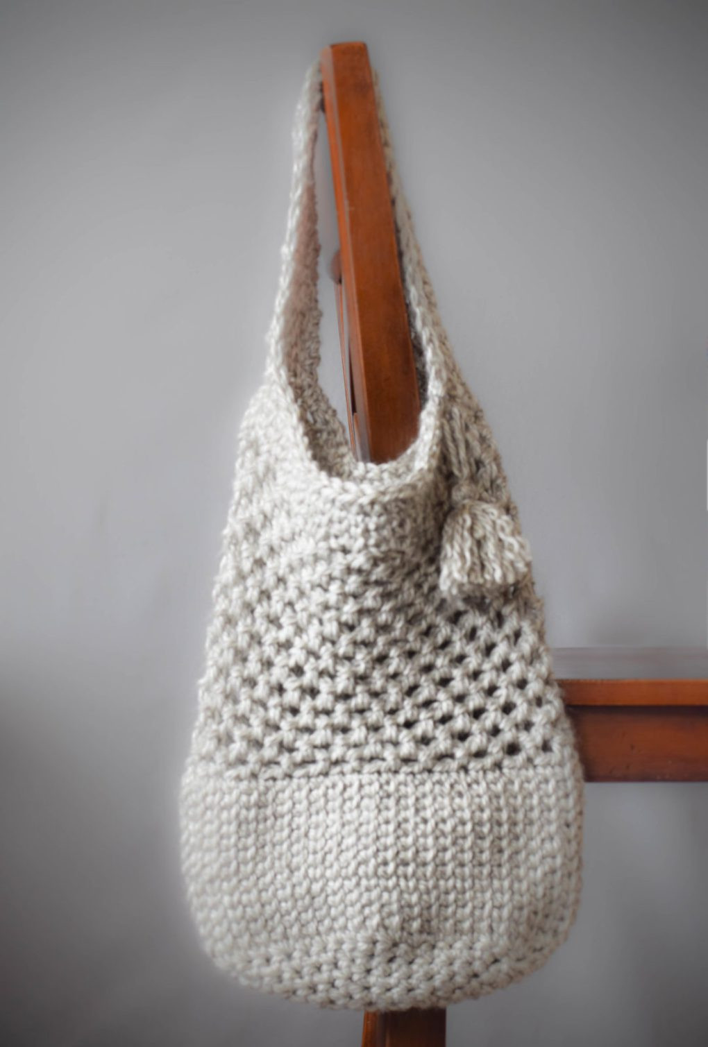 Crochet Bag Lovely Manhattan Market tote – Crochet Pattern Of Innovative 49 Models Crochet Bag