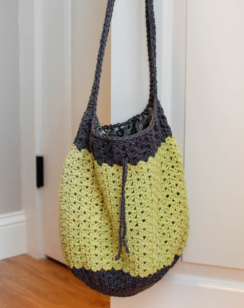 Summer Crochet Bag Pattern Crochet Tote Pattern