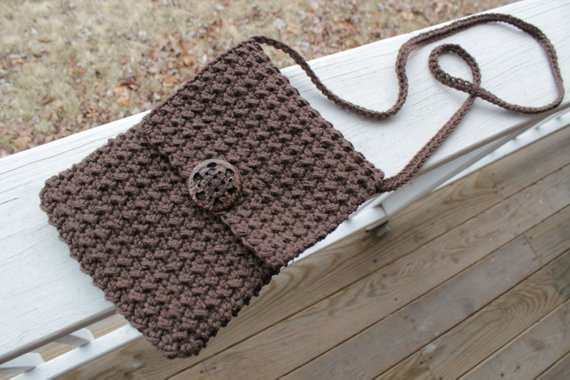 Crochet Bag Pattern for Beginners Luxury Crochet Pattern Crossbody Bag Crochet Bag Pattern Of Awesome 45 Photos Crochet Bag Pattern for Beginners