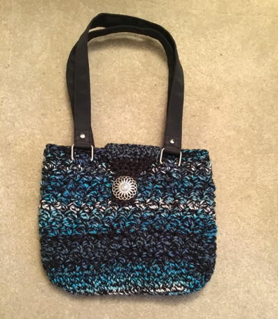 "Crochet Bag Pattern for Beginners New ""suzette"" tote Bag for Beginners Of Awesome 45 Photos Crochet Bag Pattern for Beginners"