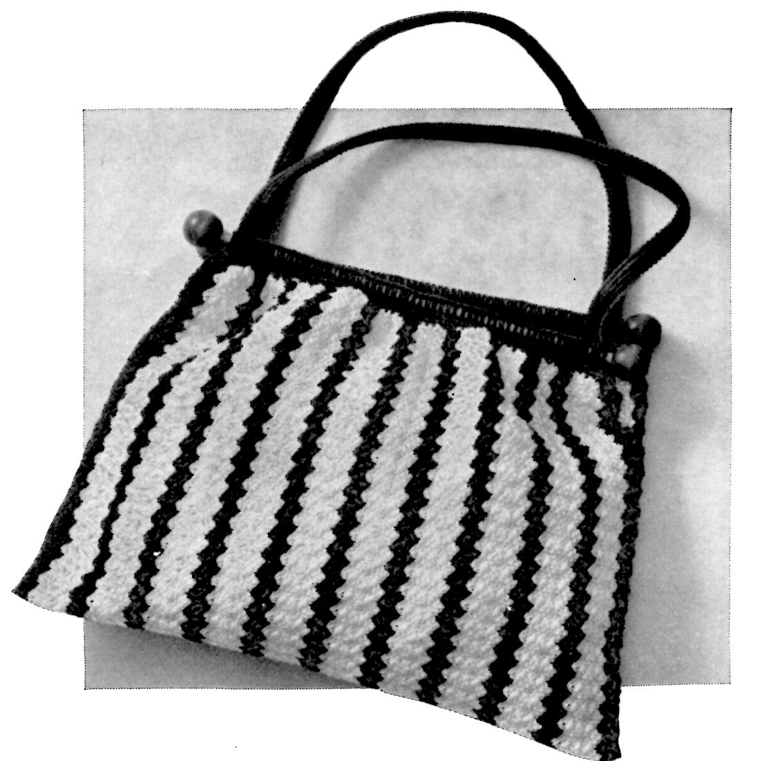 Crochet Bag Pattern Fresh Free Crochet Bag Pattern to Hold Your Knitting A Crocheted Of Great 50 Pictures Crochet Bag Pattern