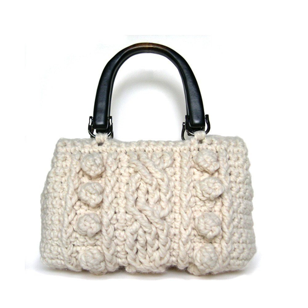 Crochet Bag Pattern Pdf Unique Crocheted Wool Cable Purse Pattern Pdf Of Luxury 50 Images Crochet Bag Pattern Pdf