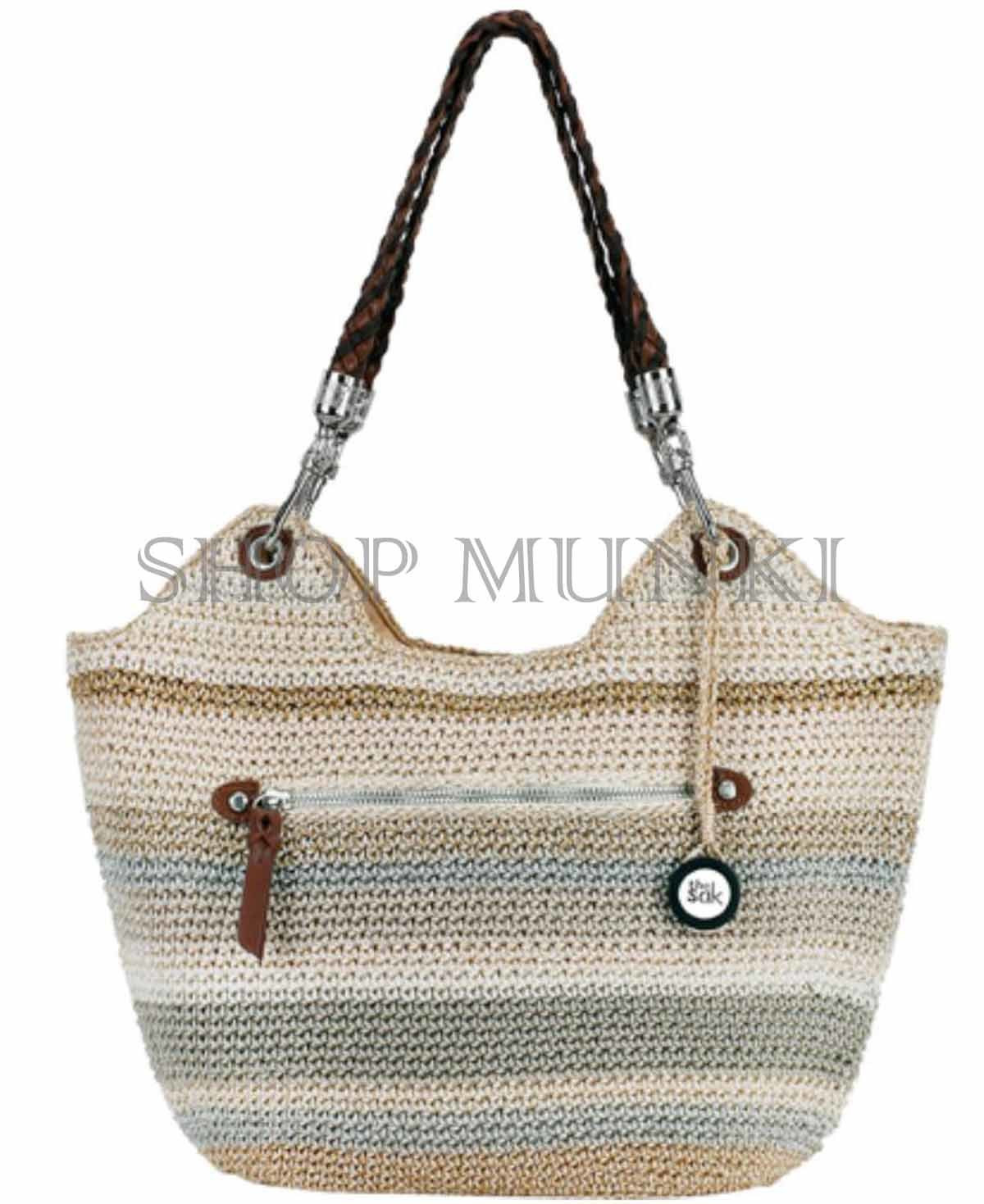 Crochet Bags for Sale Awesome the Sak Indio Crochet Satchel Hand Bag Purse On Sale Of Awesome 42 Models Crochet Bags for Sale