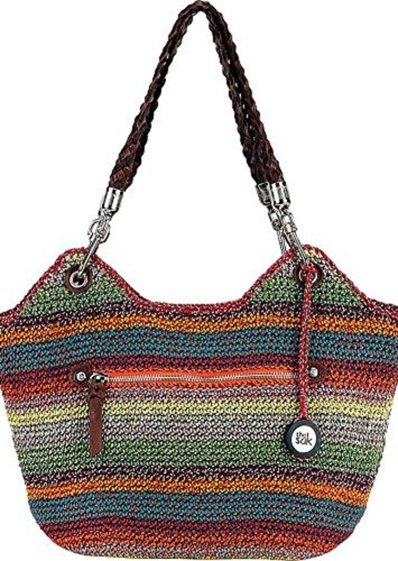 Crochet Bags for Sale Beautiful the Sak the Sak Indio Crochet Satchel Bag Gypsy Stripe Of Awesome 42 Models Crochet Bags for Sale
