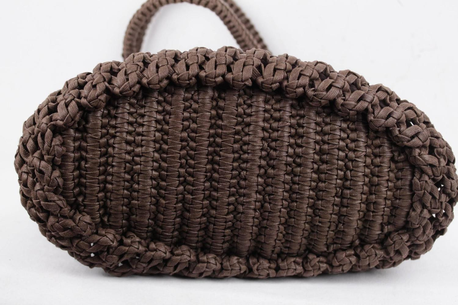 Crochet Bags for Sale Fresh David and Scotti Brown Crochet tote Shoulder Bag Shopping Of Awesome 42 Models Crochet Bags for Sale