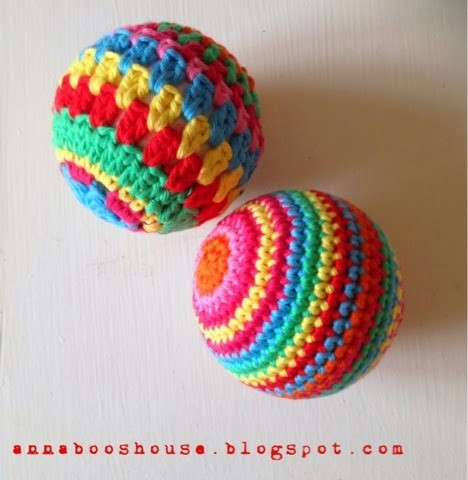 2000 Free Amigurumi Patterns Colorful Christmas Baubles