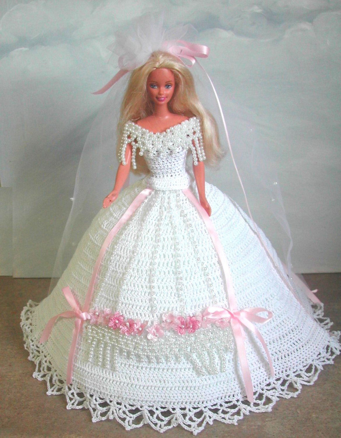 Crochet Barbie Dress Elegant Crochet Fashion Doll Barbie Pattern 553 Beautiful Dreamer Of Amazing 46 Pictures Crochet Barbie Dress