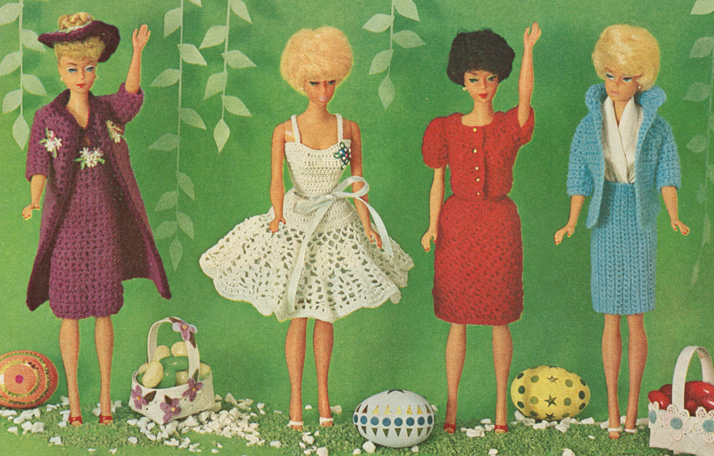 Crochet Barbie Dress Fresh 7 Best Of Bed Doll Patterns Barbie Clothes Free Of Amazing 46 Pictures Crochet Barbie Dress