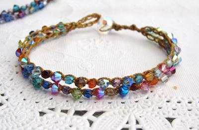 Crochet Beaded Necklace Best Of Bead Crochet Jewelry Of Contemporary 43 Images Crochet Beaded Necklace