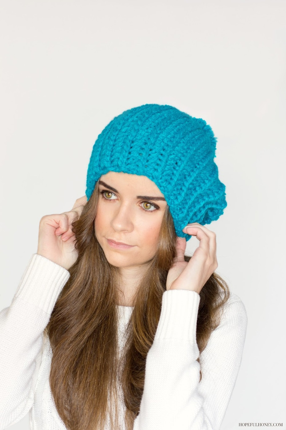 Crochet Beanie Pattern New Blue Beret Crochet Beanie Pattern Of Luxury 43 Pics Crochet Beanie Pattern