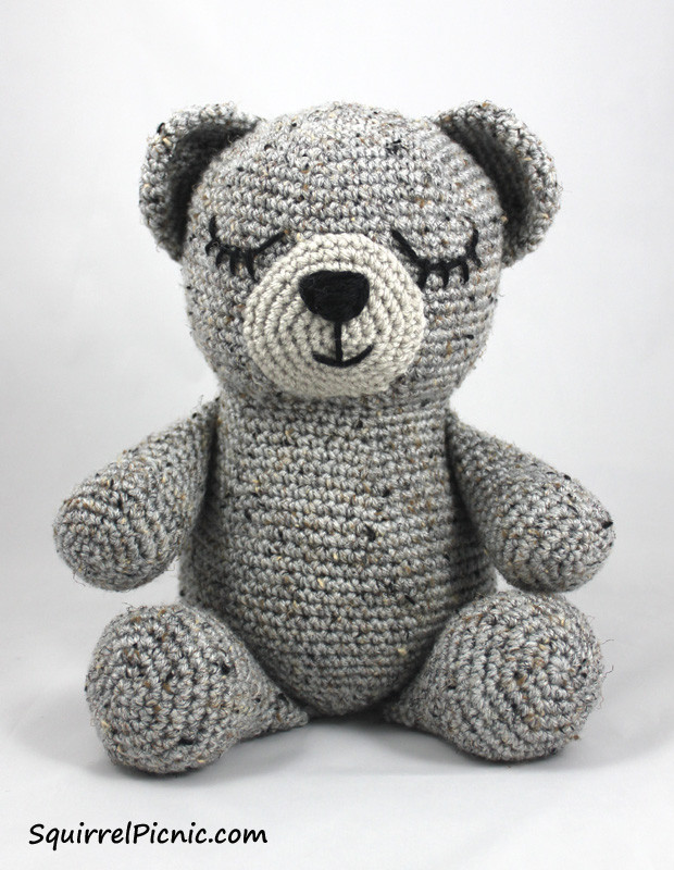 Crochet Bear Pattern Awesome softies and toys Of Charming 44 Models Crochet Bear Pattern