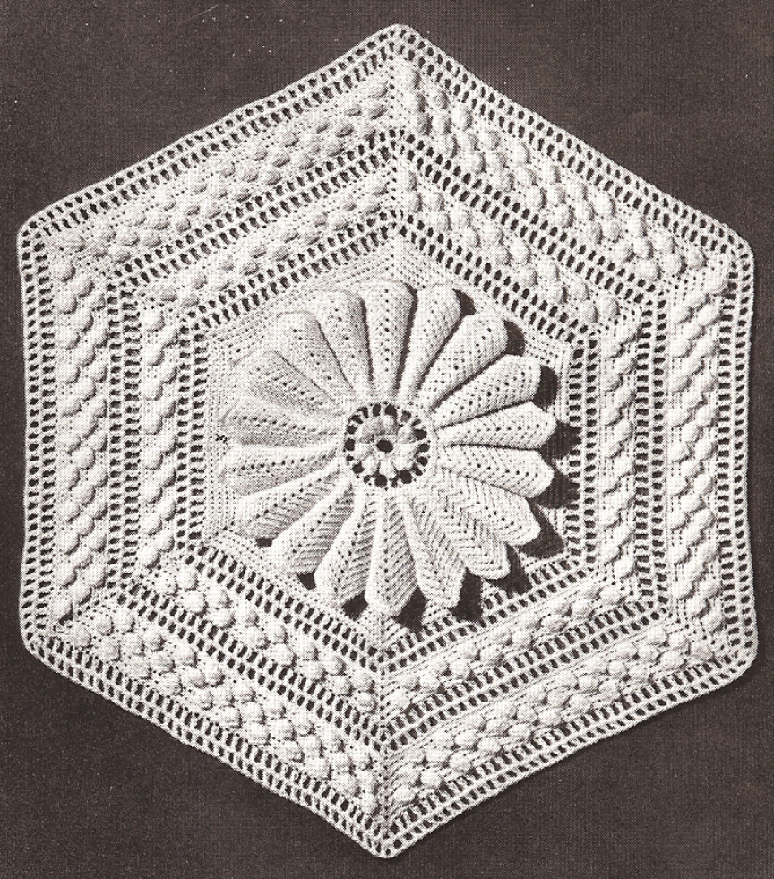 Crochet Bedspread Awesome Vintage Crochet Pattern to Make Bedspread Block Motif Of Unique 38 Pics Crochet Bedspread