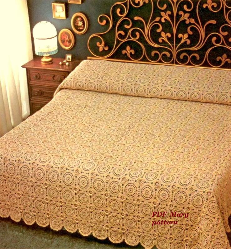 Crochet Bedspread Best Of Pdf Crochet Bedspread Pattern Bedcover Crochet Blanket Of Unique 38 Pics Crochet Bedspread