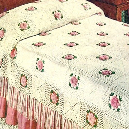 Crochet Bedspread Fresh 1950s Bedspreads Of Unique 38 Pics Crochet Bedspread