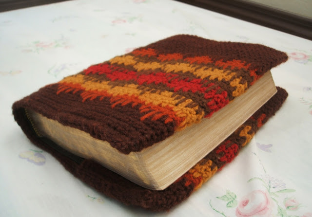 Crochet Bible Cover Lovely when Hands Met Hook and Yarn Crochet Bible Cover Of Wonderful 48 Models Crochet Bible Cover
